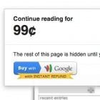 Google Wallet: Paid-Content mit Geld-zurück-Garantie