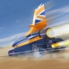 Bloodhound SSC: Raketentest für Landgeschwindigkeitsrekord