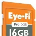 SD-Karte mit WLAN: Schnelle Eye-Fi Pro X2 mit 16 GByte