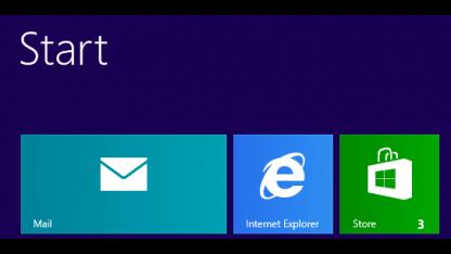 Aktualisierte Apps werden über den Windows Store ausgeliefert.