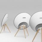 Bang & Olufsen Beoplay A9: Aktivlautsprecher im Satellitenschüssel-Design
