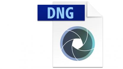 Das DNG-Format wird aufgewertet.