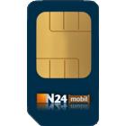 N24 Mobil: Flatrate-Tarif mit Auslandstelefonie für 25 Euro