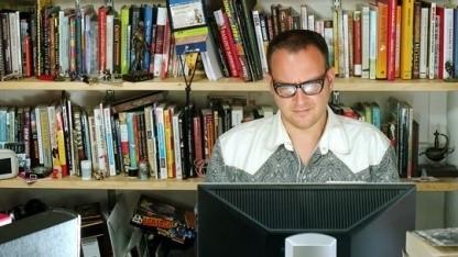 Cory Doctorow ist einer der Autoren, die im Humble E-Book Bundle vertreten sind.