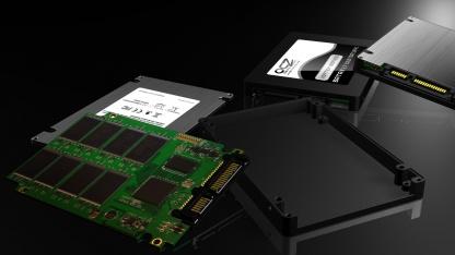 SSD-Hersteller OCZ Technologies überrascht mit schwachem Ergebnis.