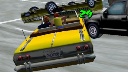Crazy Taxi gibt es jetzt für iOS-Geräte.