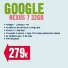 Nexus 7: Neue Preisspekulationen bei Googles Android-Tablet