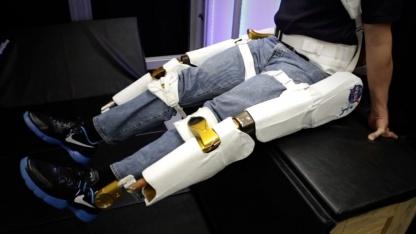 Exoskelett X1: Nebenprodukt des Robonaut