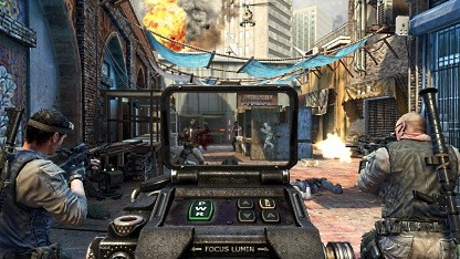 Call of Duty: Black Ops 2 mit Tarnanzügen und Untoten - Golem.de Call Of Duty Black Ops New Maps on