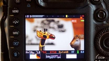 Magic Lantern als Firmwareaufsatz für die Canon EOS 7D
