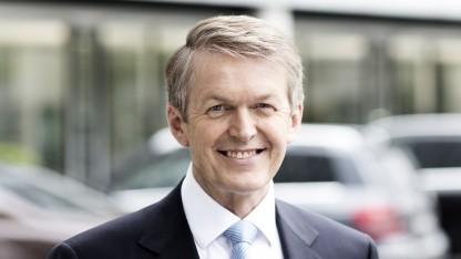 Daimler-Entwicklungschef Thomas Weber: großvolumige Serienfertigung ab 2017