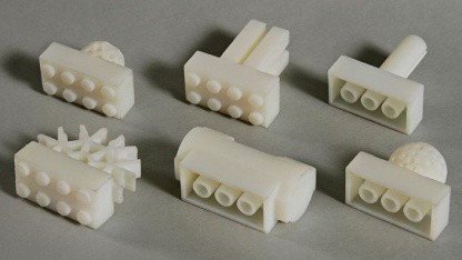 Verbindungsstücke für verschiedene Baukastensysteme aus dem 3D-Drucker: Aufbau bis ins Detail geregelt