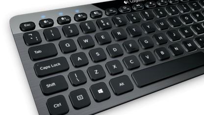 Bluetooth-Tastatur K810