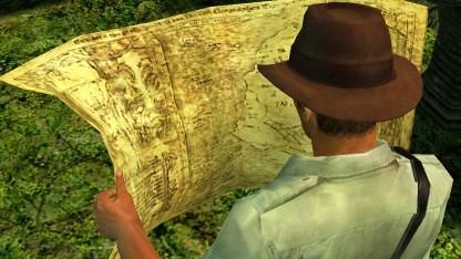 """Singleton-Werk """"Indiana Jones und die Legende der Kaisergruft"""""""