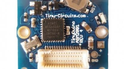 Tinyduino - kleine Platine für kompakte Elektronikprojekte