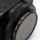 Magfilter: Polfilter für hochwertige Kompaktkameras