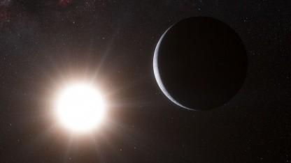 Exoplanet mit Alpha Centauri B: der erste von mehreren Planeten?