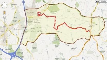 Neue APIs für Google Maps