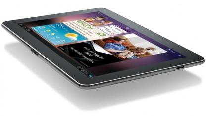 Galaxy Tab: nicht nah genug an Apples Design