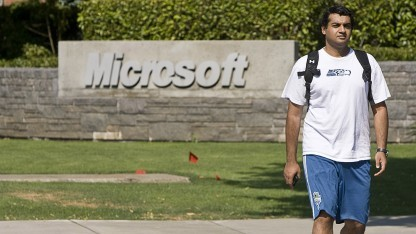 Quartalsbericht: Microsofts Gewinn bricht stark ein