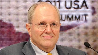 Craig Mundie, Microsofts Forschungschef und Strategy Officer
