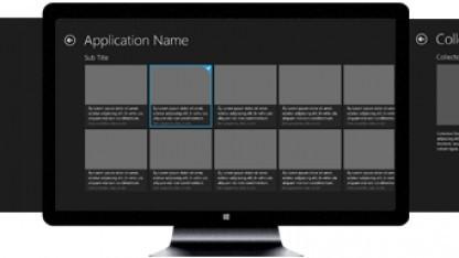 Microsoft Design Style statt Metro?