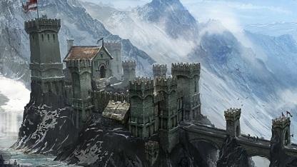 Konzeptbild von Dragon Age 3
