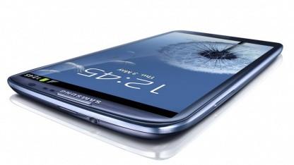 Galaxy S3 bekommt Jelly-Bean-Update.