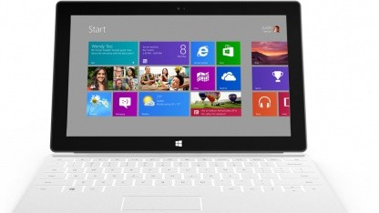 Surface mit Touch Cover