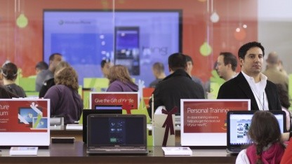 Microsoft Store in Bellevue (Washington)