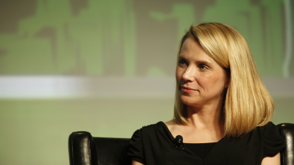 Marissa Mayer im September 2012