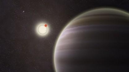 Exoplanet PH1: erster bestätigter Fund der Planet Hunters