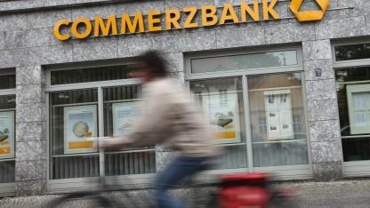 Commerzbank-Filiale in Berlin