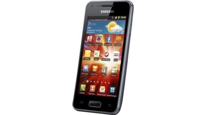 Auch das Galaxy S Advance erhält Jelly-Bean-Update.