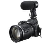 Systemkamera V2: Nikons 1 mit Griff, Blitz und Rädchen