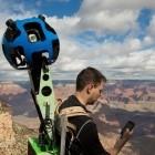 Rucksackfotografie: Google durchwandert den Grand Canyon für Street View