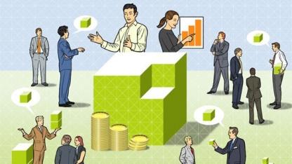 Handelsplattform für Startupaktien