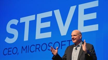 Steve Ballmer kündigt weitere Microsoft-Geräte an.