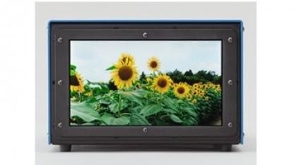 Kleines TFT-Display mit 4K-Auflösung