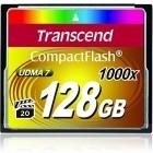 Transcend: CF-Karte mit Schreibgeschwindigkeit von 120 MByte/s