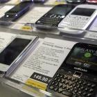 Mobilfunk: Fast die Hälfte der Handys sind von Samsung oder Nokia