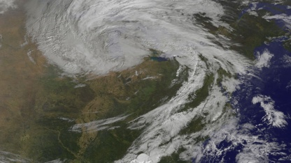 Google sagt Android-Termin in New York City wegen Hurrikan Sandy ab.