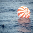 SpaceX: Raumfähre Dragon kehrt zur Erde zurück