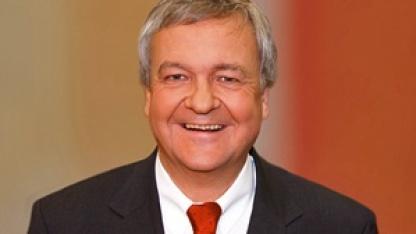 Hermann Eicher, Justiziar des Südwestrundfunks