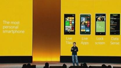 Arbeiten an Windows Phone 8 abgeschlossen