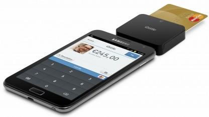 Kartenzahlung am Smartphone oder Tablet