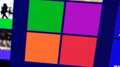 Unerwünschtes Memory-Spiel: leere Live-Kacheln in Windows 8