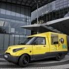 Streetscooter: Die Post fährt elektrisch aus