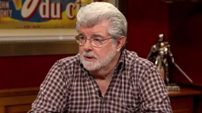 George Lucas verkündet die Übergabe an Disney.
