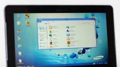 Der Smart PC Ativ XE500T1C
